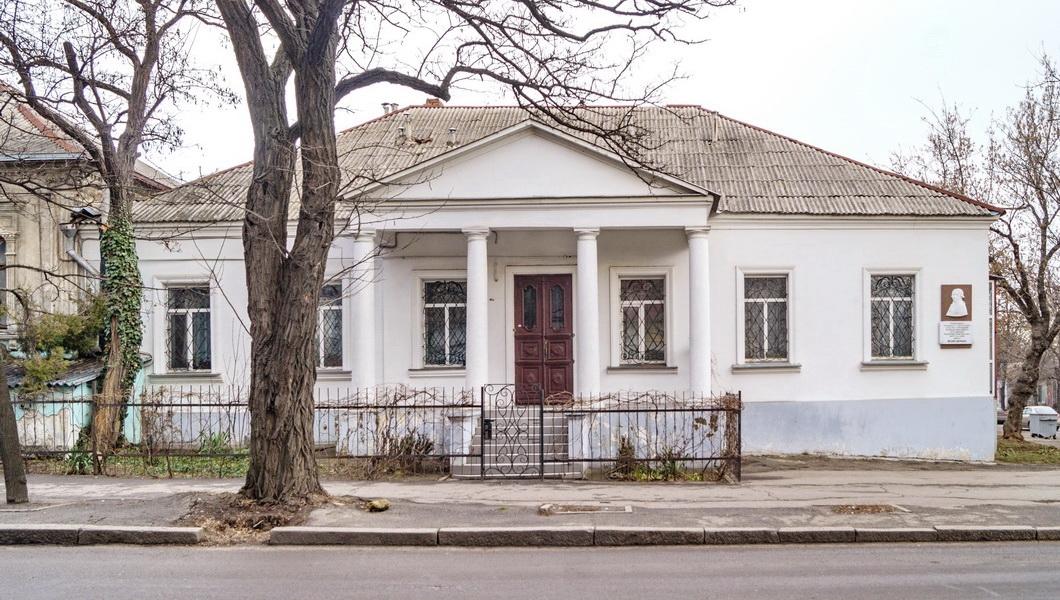 Дом де Рибаса
