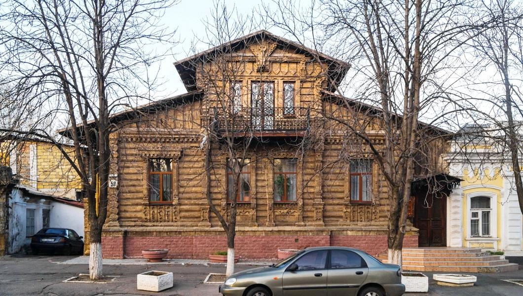 Дом Бартенева