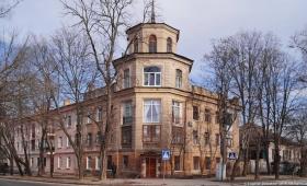 Жилой дом сотрудников Минсвязи