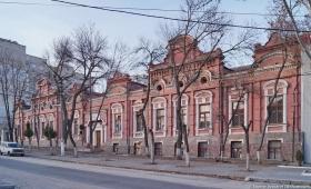 Дом Кривошеева