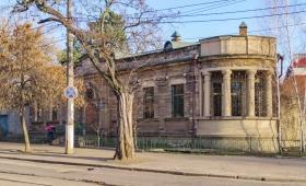 Дом Бредихина