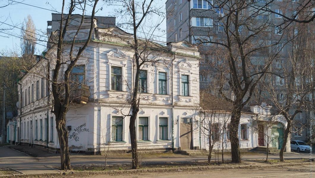 Дом Ведренко