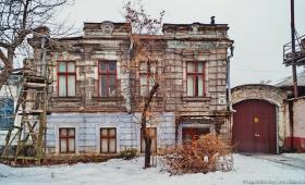 Дом Барталёва