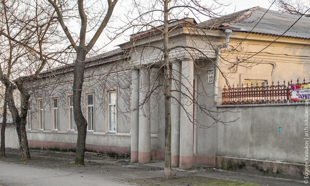Дом Штейера