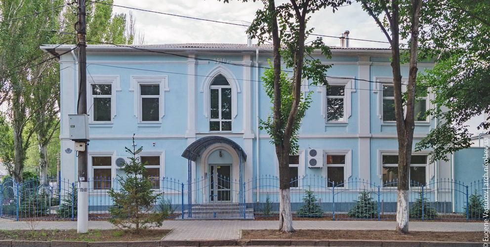 Дом Стоянова
