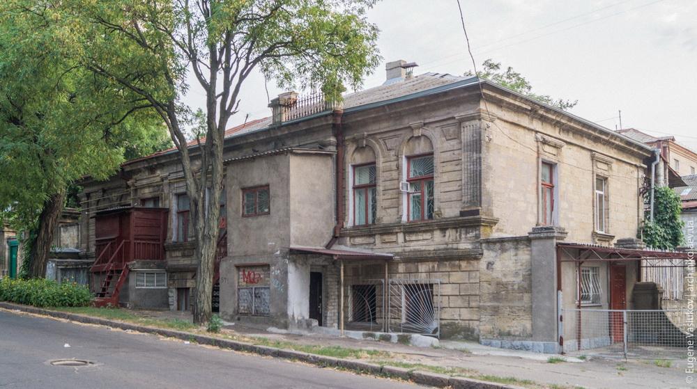 Дом Торговицкого