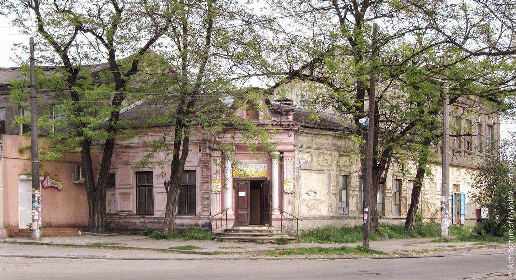 Хлебопекарня Бурхачёва с гостиницей и трактиром