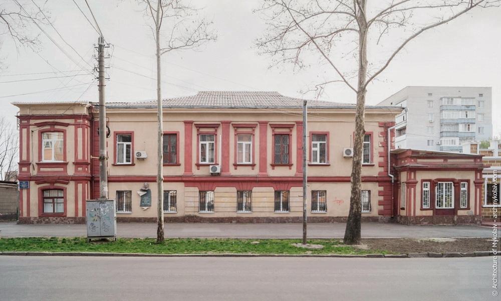 Дом Менкини