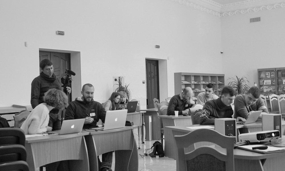 Результати хакатону  «Правильні вивіски для Соборної»