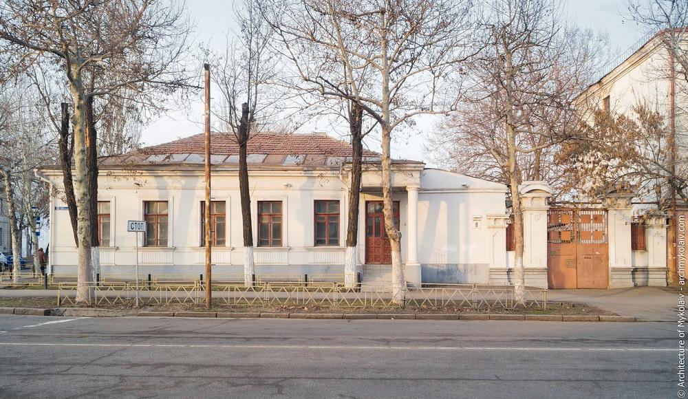 Дом Францовых