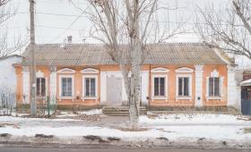 Дом Гритнера