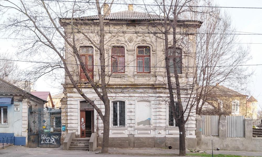 Дом Фельдмана