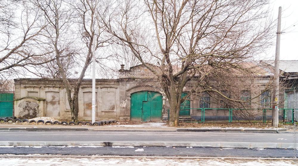 Дом Жеребцовой