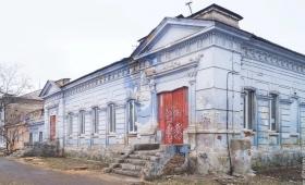 Дом Заславского