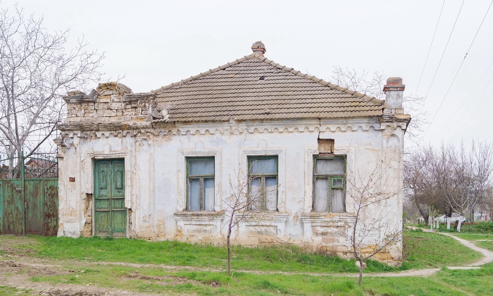 Дом Сокура