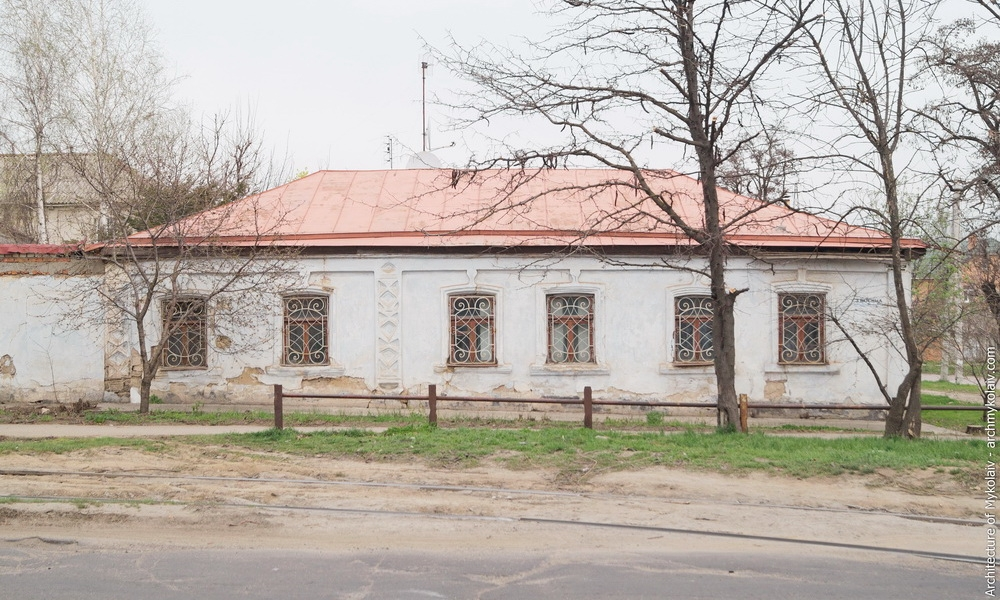 Дом Лыженко
