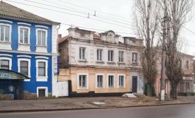 Дом Мирохина