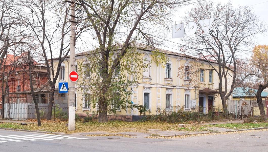 Дом Желдакова