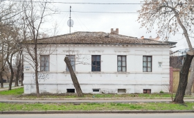 Дом Юрченко