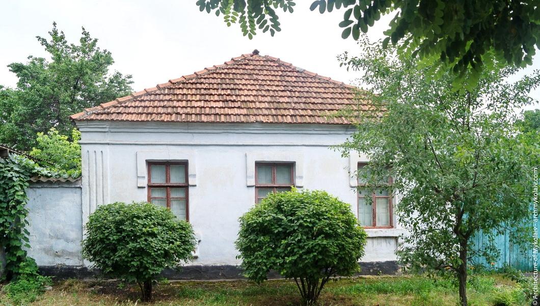 Дом Рыбниковой